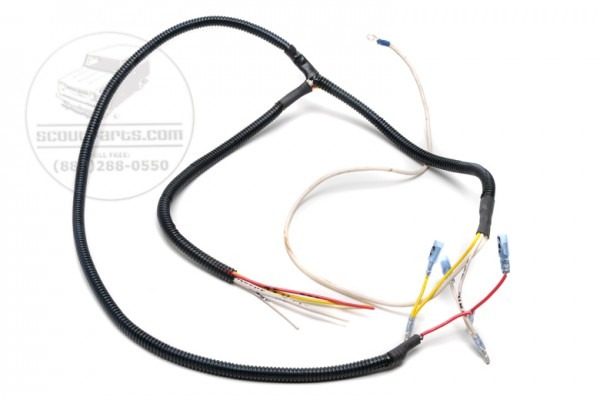 No Splice Trailer Wiring Harness