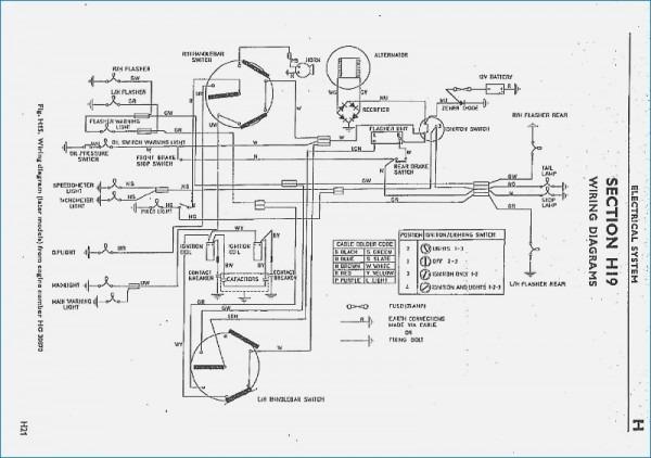 Triumph T120 Wiring Diagram