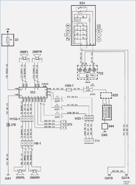 Saab 9-3 Wiring Diagram