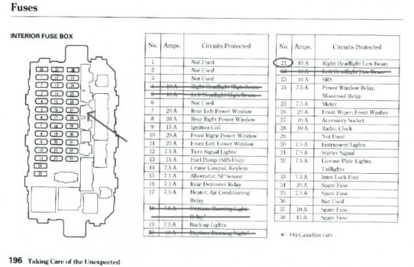 2010 Honda Civic Wiring Diagram