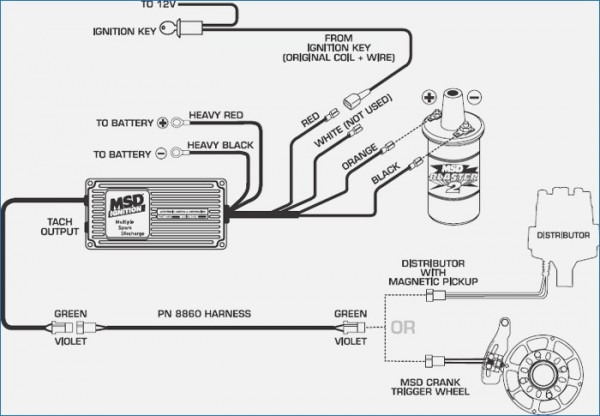 Msd 6a Wiring Diagram Gm