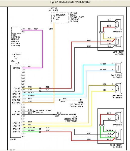 diagram 04 cavalier radio wiring diagram full version hd