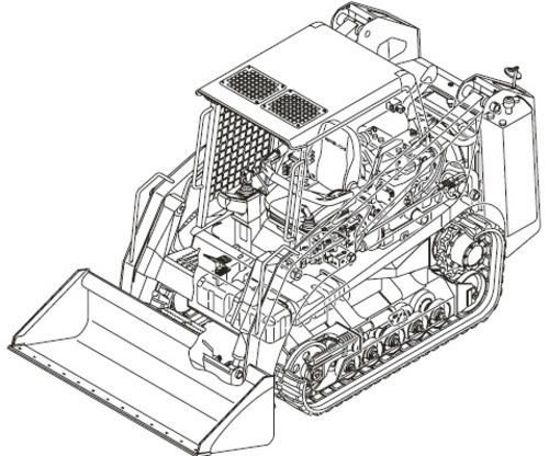 Gehl Ctl60 Wiring Diagram
