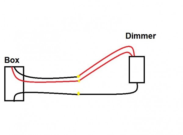 Dimmer Switch Red Wire