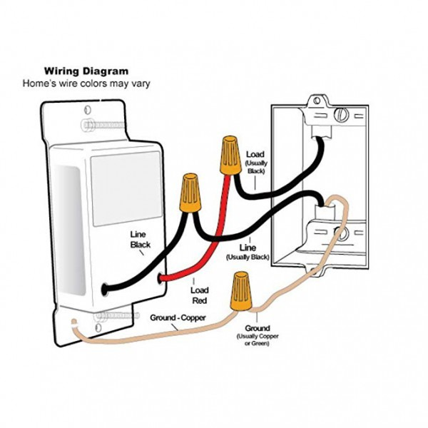 How To Install A Dimmer Switch With 2 Wires