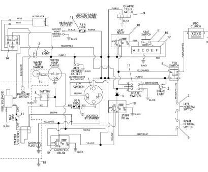 Yanmar Alternator Wiring Diagram