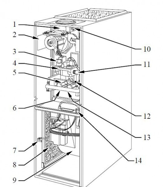 Bryant Furnace Diagram