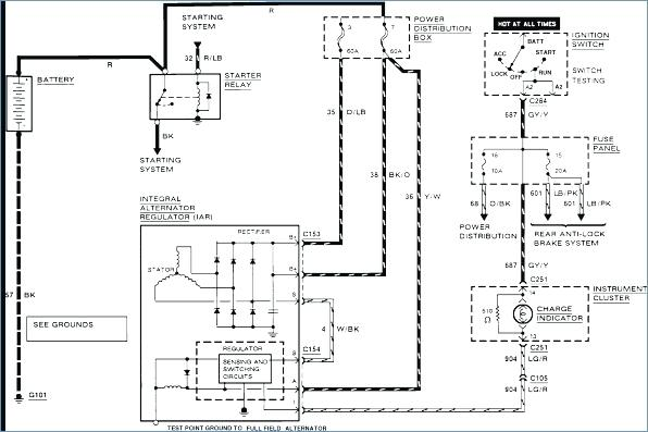 2004 Ford Ranger Wiring Diagram
