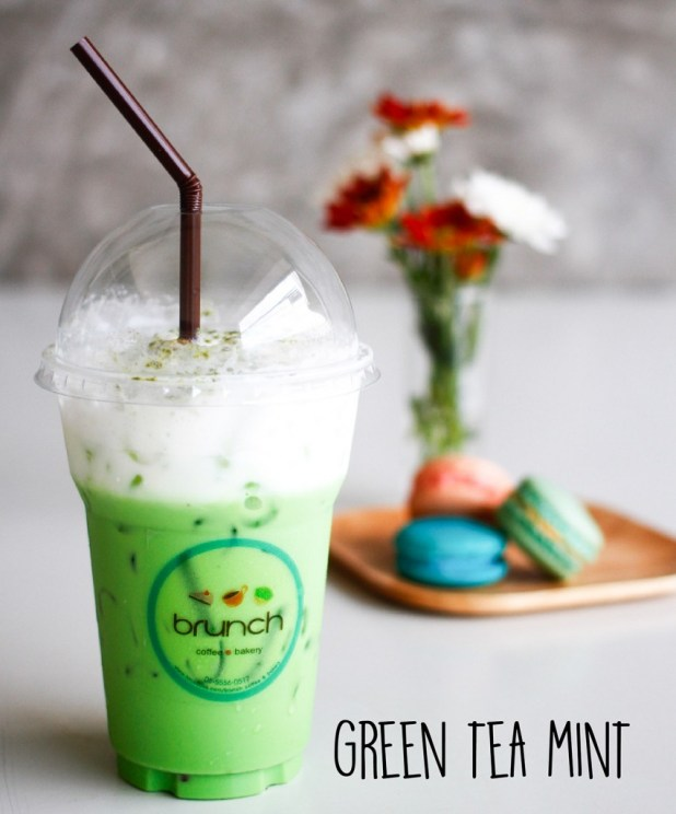 Green tea Mint