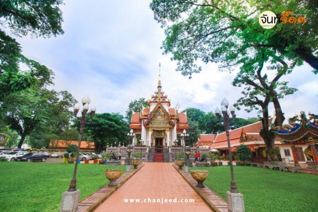 ศาลหลักเมือง จันทบุรี ท่องเที่ยว จันทบุรี