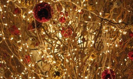 Vánoční příběh o tom, jak Sam a Jack uvízli na základně…