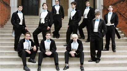 When Boris met Dave: the Bullingdon Club
