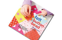 Felt Button Bead book