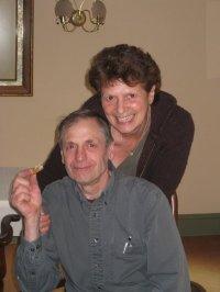 Barbara and David