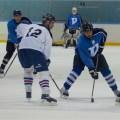 Synnex vs. Tech Data hockey faceoff