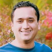 Bharat Badrinath, senior director of global solutions marketing at EMC
