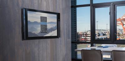 Surface Hub slider