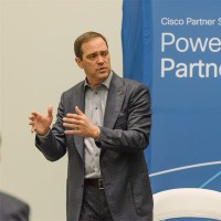 Cisco CEO Chuck Robbins