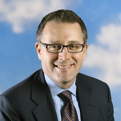 Craig West, vice president of channel sales at NetSuite
