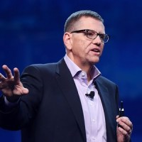 David Goeckeler, senior vice president and general manager of networking and security for Cisco