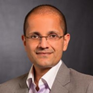 Nirav Sheth, vice president of global sales in Cisco's Global Partner Organization