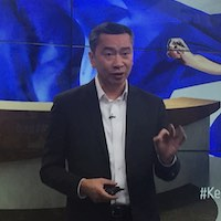 Tuan Tran, general manager and global head of office printing solutions at HP