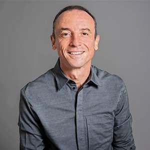 Patrick Pons de Vier, senior vice president of global footwear for