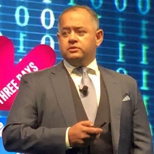 Nimesh Dave, executive vice president of worldwide cloud at Ingram Micro