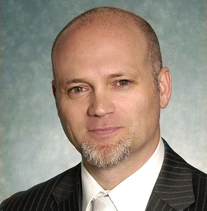 Mark Collins, vice president of the partner organization at Cisco Canada