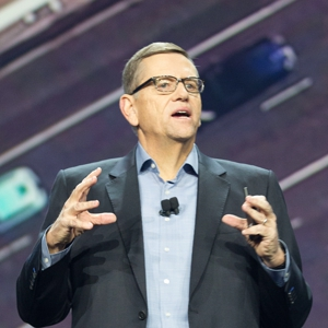 David Goeckeler, Cisco's executive vice president of networking and security