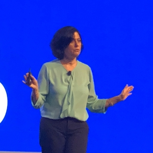 Gavrila Schuster, corporate Vice President of One Commercial Partner at Microsoft