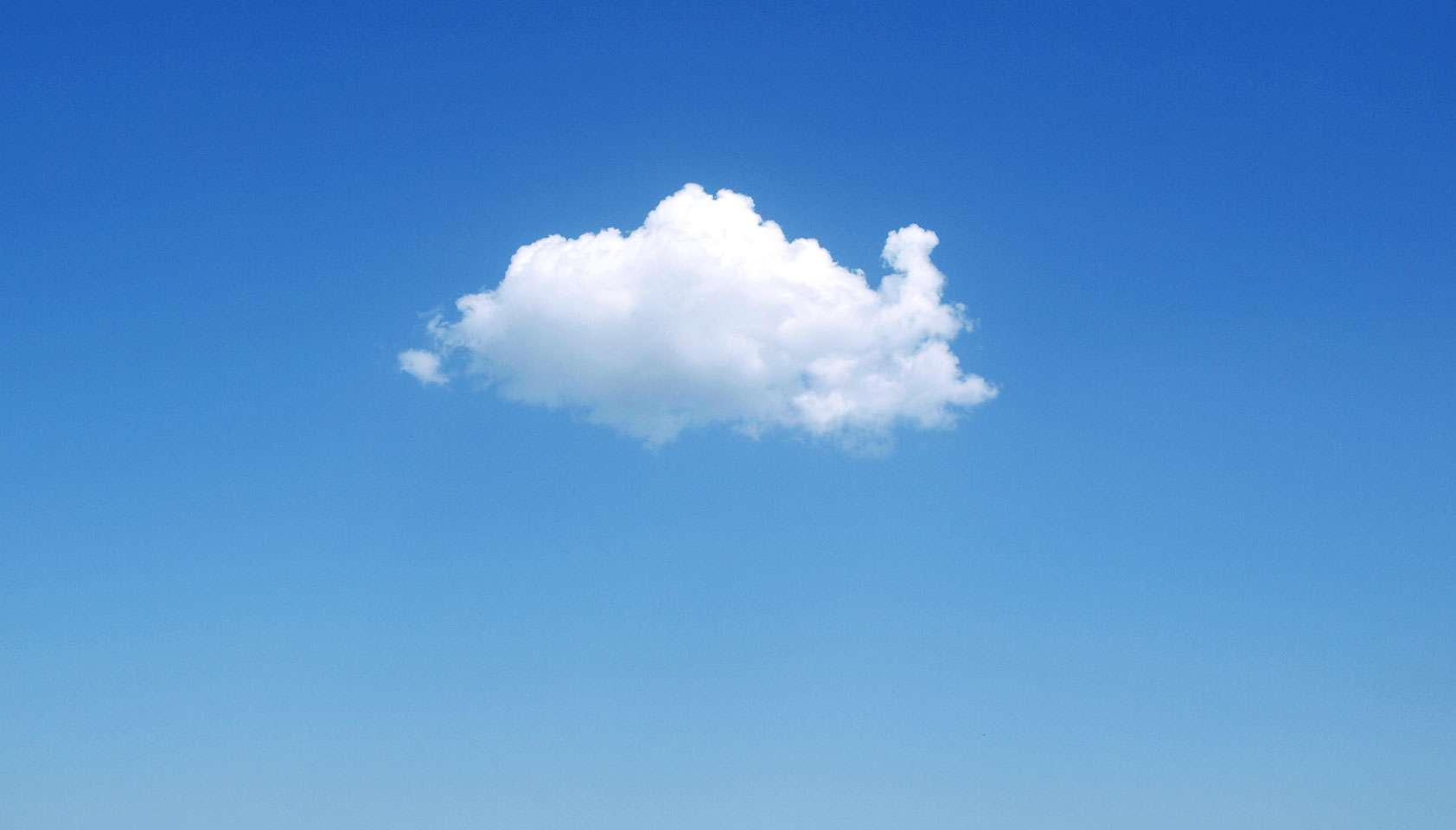 why does the cloud
