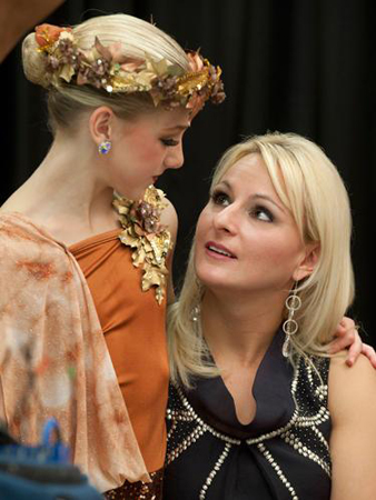 "Dance Moms"" Star Christi Lukasiak Talks Chloe Joffrey And The"