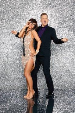 Dancing with the Stars Season 18 Drew Carey