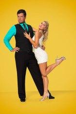 Michael Waltrip and Emma Slater 1-800-868-3409, 1-800-VOTE4-09