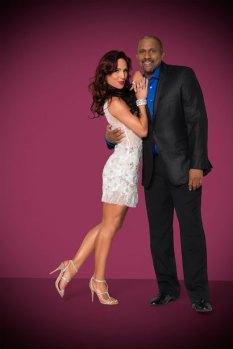 Dancing with the Stars Season 19 Tavis Sharna