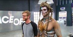 Face Off season 9 episode 10 Jordan foundation