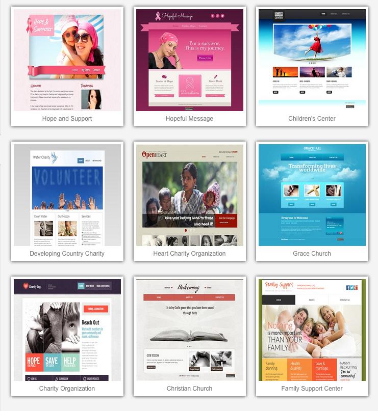Image: Non-profit Templates