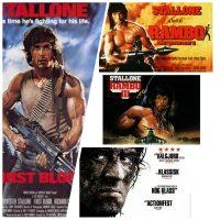 Rambo (1,2,3,Rambo 2008) Special Package ျမန္မာစာတန္းထိုး