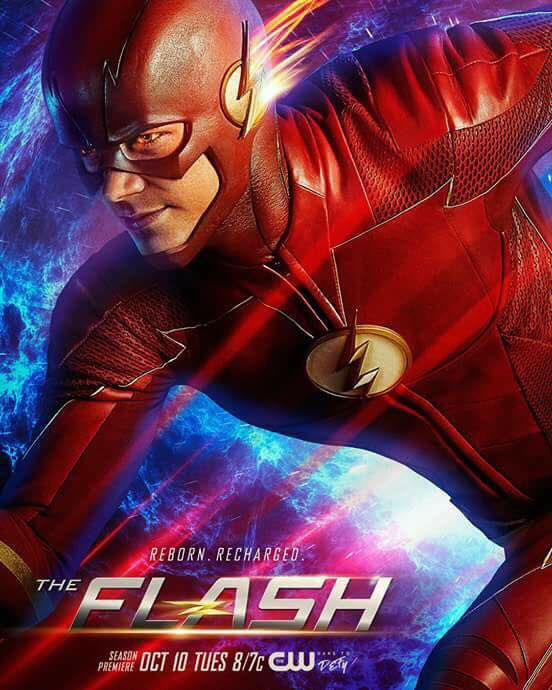 The Flash Season (4)