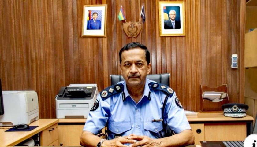 Le Commissaire Khemraj Servansingh : « La force policière continuera d'être dévouée à la nation » - ChannelNews