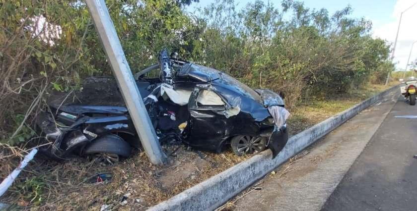 Accident à St Julien : Le chauffeur de la voiture testé positif à l'alcool - ChannelNews