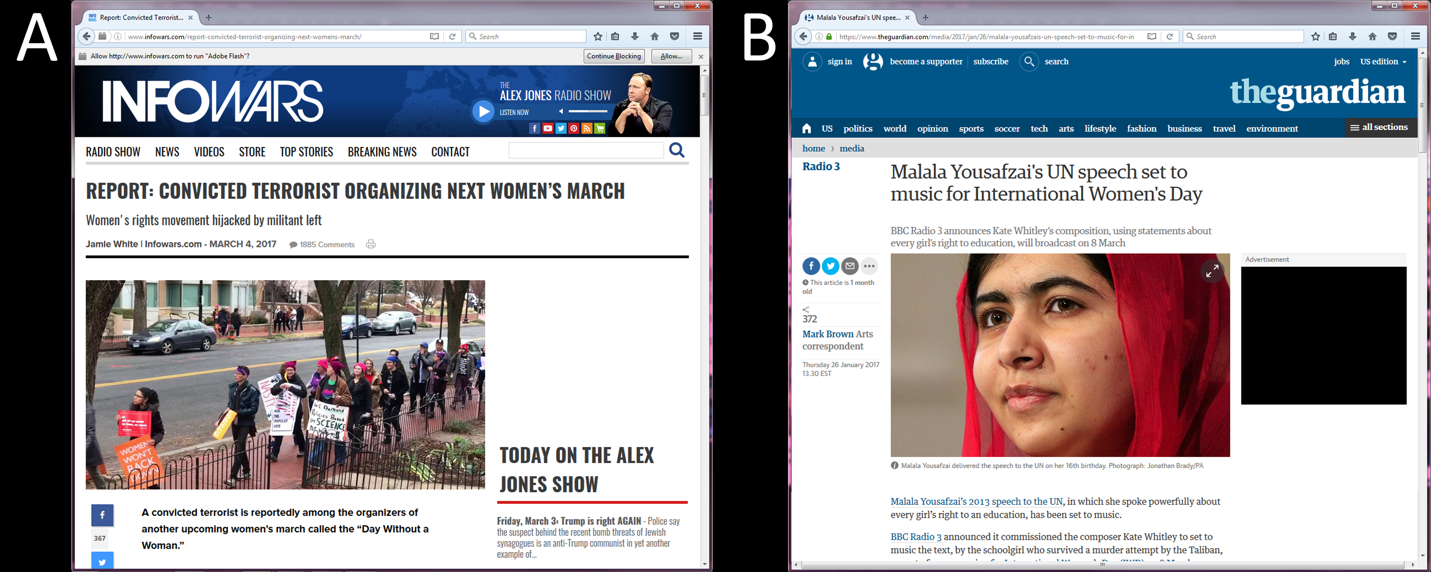 Quiz Can You Spot The Fake News Story