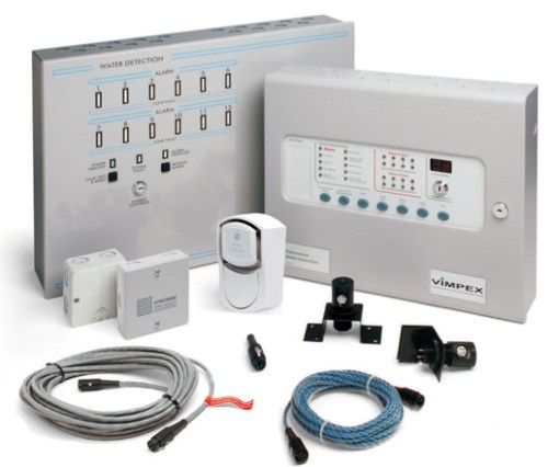 small resolution of water detection system
