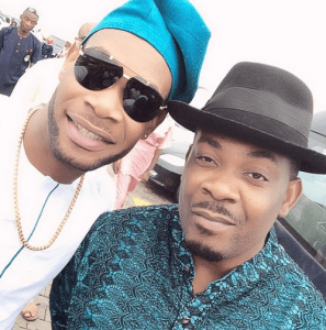 ozara gossip; don jazzy and d'prince - Photos from Dr SID and Simi's wedding
