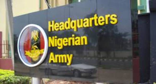 Nigeria, Army, Suicide Bombers