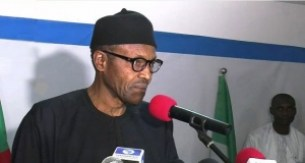 Buhari Reiterates Fighting Corruption According To Law