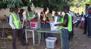Image result for Yobe electoral turn out en masse for LG Polls