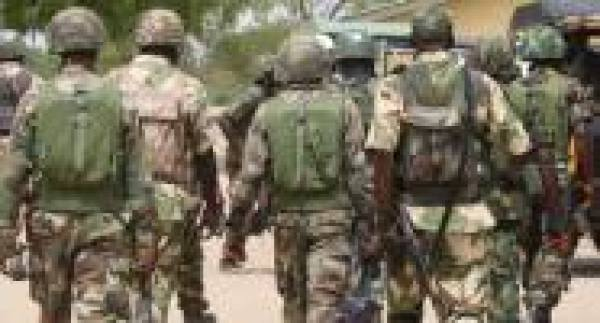 Image result for nigerian army clash with bandits