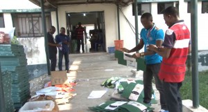Wike Says Illegal Printing of INEC Materials Must Be Investigated, Election Materials, Election Materials